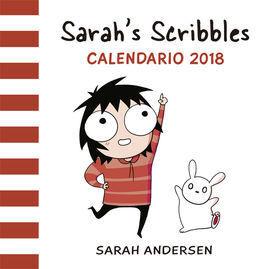 CALENDARIO SARAH´S SCRIBBLES 2018