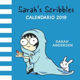 CALENDARIO SARAH'S SCRIBBLES 2019