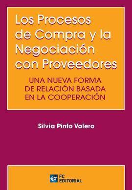 LOS PROCESOS DE COMPRA Y LA NEGOCIACION CON PROVEE
