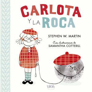 CARLOTA Y LA ROCA