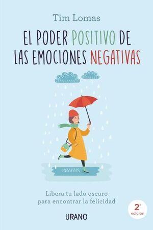 PODER POSITIVO DE LAS EMOCIONES NEGATIVAS, EL