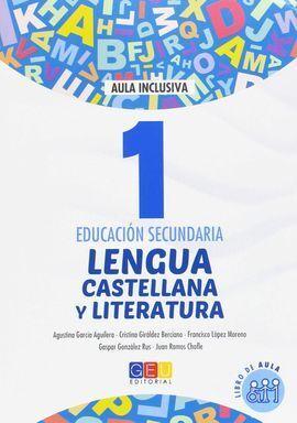 LENGUA CASTELLANA Y LITERATURA 1 SECUNDARIA.LIBRO