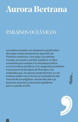 PARAISOS OCEÁNICOS