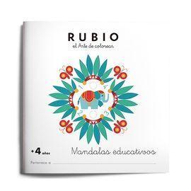MANDALAS EDUCATIVOS +4 AÑOS