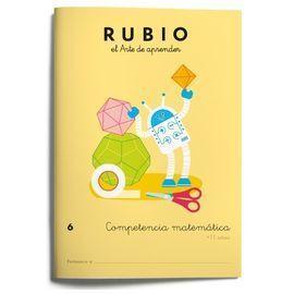 RUBIO 6 MATEMATICAS