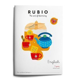 RUBIO ENGLISH 9 YEARS ADVANCED