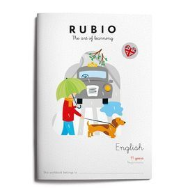 RUBIO ENGLISH 11 YEARS BEGINNERS