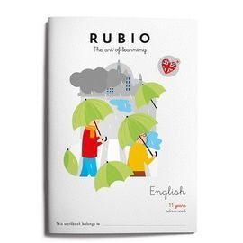 RUBIO ENGLISH 11 YEARS BEGINNERS