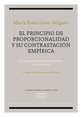 PRINCIPIO DE PROPORCIONALIDAD Y SU CONTRASTACION E