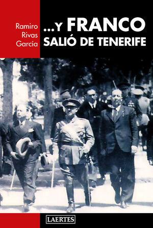 Y FRANCO SALIO DE TENERIFE