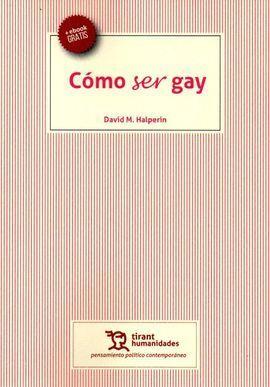 COMO SER GAY
