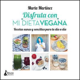 DISFRUTA CON @MIDIETAVEGANA