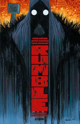 RUMBLE 1. EL COLOR DE LA OSCURIDAD
