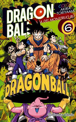 DRAGON BALL COLOR BU Nº 06/06