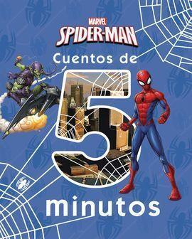 SPIDER-MAN. CUENTOS DE 5 MINUTOS