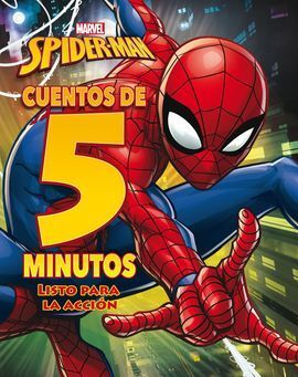 SPIDER-MAN. CUENTOS DE 5 MINUTOS. VOLUMEN 2