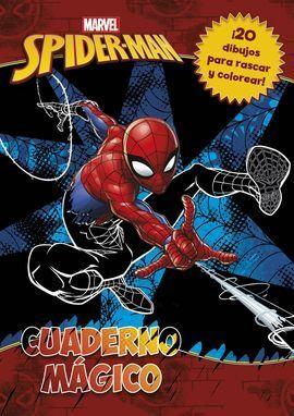 CUADERNO MAGICO SPIDER-MAN