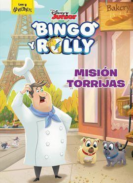 BINGO Y ROLLY. CUENTO. MISION TORRIJAS