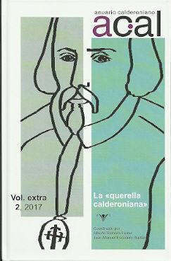ANUARIO CALDERONIANO