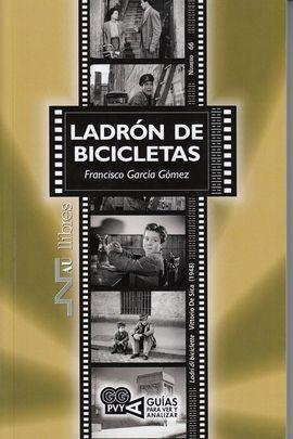 LADRON DE BICICLETAS (LADRI DI BICICLETTE). VITTORIO DE SICA (194