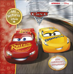 CARS 3 (MIS LECTURAS DISNEY)