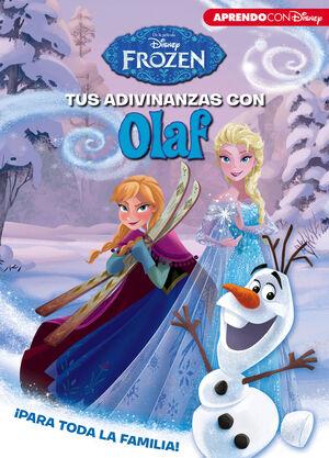 TUS ADIVINANZAS CON OLAF
