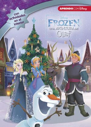 FROZEN. UNA AVENTURA DE OLAF (LEO, JUEGO Y APRENDO CON DISNEY)