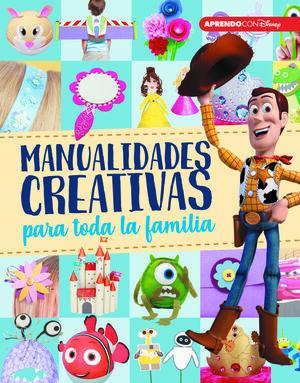 MANUALIDADES CREATIVAS PARA TODA LA FAMILIA