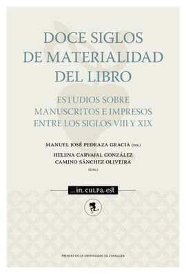 DOCE SIGLO DE MATERIALISMO DEL LIBRO