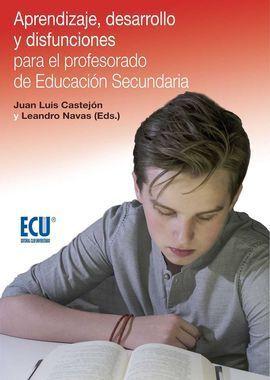 APRENDIZAJE, DESARROLLO Y DIFUSIONES PROFESORADO EN EDUCACIÓN SECUNDARIA