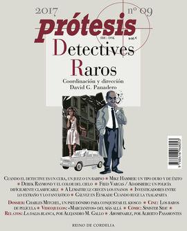 PRÓTESIS- PUBLIOCACIÓN CONSAGRADA AL CRIMEN