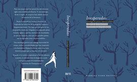 INESPERADAS (ANTOLOGIA DE POETAS IMPRESCINDIBLES)