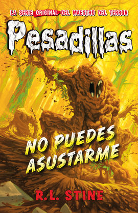 PESADILLAS 23 NO PUEDES ASUSTARME