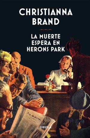 MUERTE ESPERA EN HERONS PARK, LA