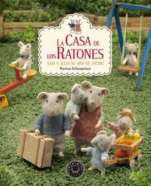 CASA DE LOS RATONES, LA  SAM Y JULIA SE VAN DE PICNIC