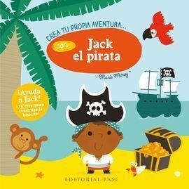 CREA TU PROPIA AVENTURA CIN JACK EL PIRATA