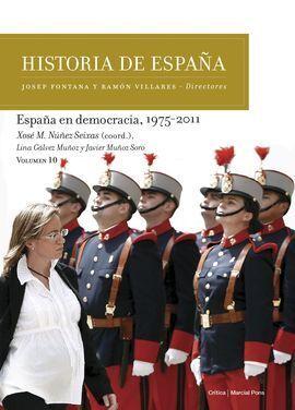 HISTORIA DE ESPAÑA VOL. 10