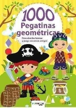 AMIGOS 1000 PEGATINAS GEOMETRICAS