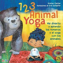 123 ANIMAL YOGA