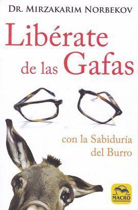 LIBÉRATE DE LAS GAFAS
