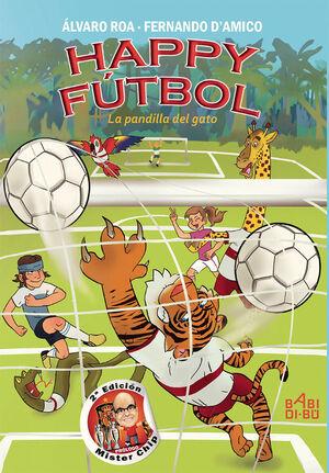 HAPPY FUTBOL LA PANDILLA DEL GATO - 2ªED