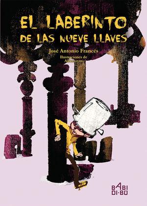 EL LABERINTO DE LAS NUEVE LLAVES