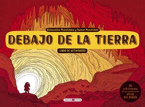 DEBAJO DE LA TIERRA. LIBRO DE ACTIVIDADES