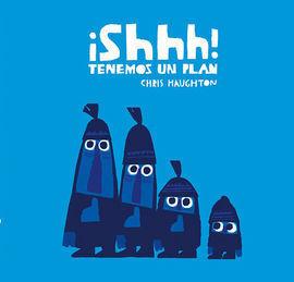 SHHH! TENEMOS UN PLAN (CARTÓN)