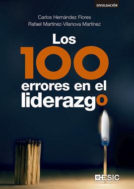 100 ERRORES DEL LIDERAZGO