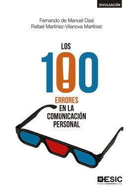 100 ERRORES EN LA COMUNICACION PERSONAL