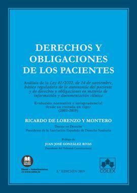 DERECHOS Y OBLIGACIONES DE LOS PACIENTES