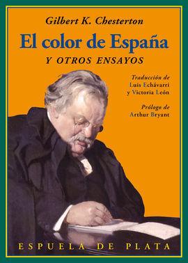 EL COLOR DE ESPAÑA Y OTROS ENSAYOS