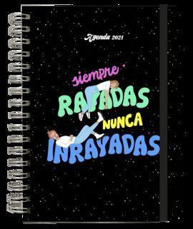 AGENDA ANUAL SEMANAL 2021 LAS RAYADAS