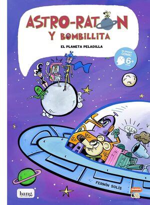 ASTRO-RATON Y BOMBILLITA